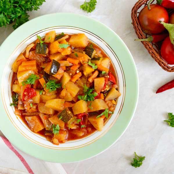10 recetas andaluzas con patatas