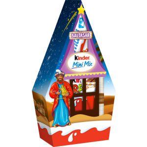 Chocolatina casita de navidad kinder 79g