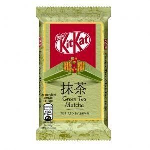 Chocolatina green tea kitkat 41,5gr