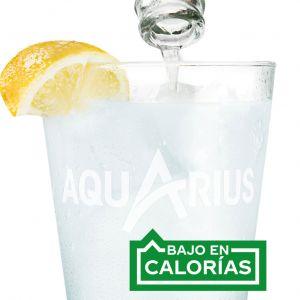 Bebida isot.  limon aquarius pet 50cl