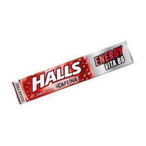 Caramelo energy cola halls paq 32gr
