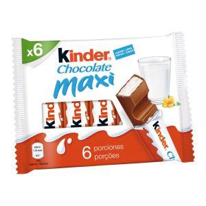Chocolate kinder chocolate t6 126g