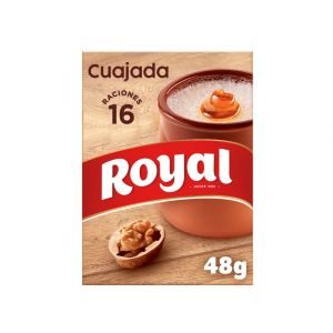 Cuajada royal 48g