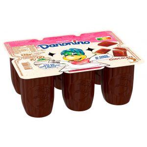 Petit chocolate danone p6x55g