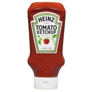 Ketchup extra control heinz envase 400ml