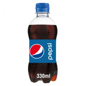 Refresco  cola pepsi pet 33cl