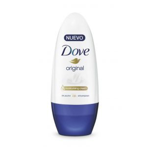 Desodorante roll on original dove 50 ml