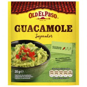 Sazonador guacamole old el paso 20g