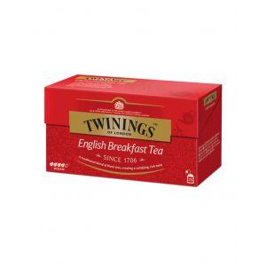 Te english breakfast twinings 25 sobres