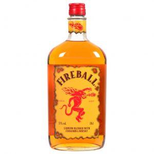 Licor de whisky fireball 70cl