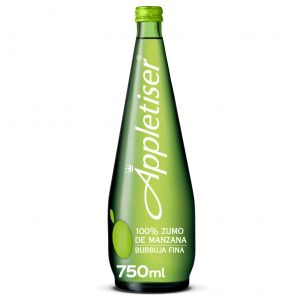 Bebida  manzana appletiser bot 75cl