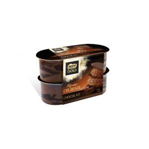 Mousse gold de chocolate nestle p4x57g