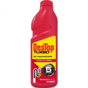 Desatascador turbo destop 1 l