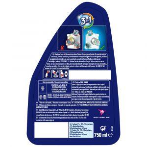 Limpiamáquina gel 2 en 1 calgon 750 ml