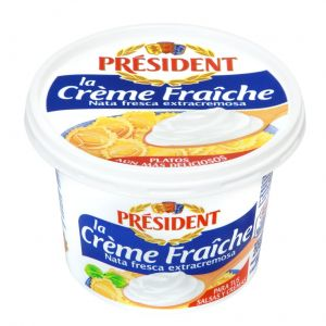 Nata fresca fresca president 200 ml