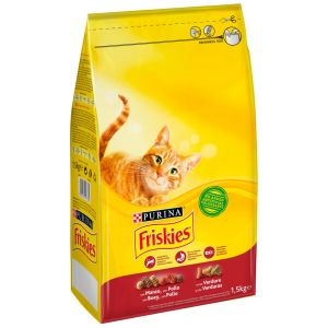 Comida gato higado verd friskies 1,5k
