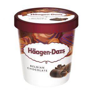 Helado de chocolate belga haagen dazs 500ml