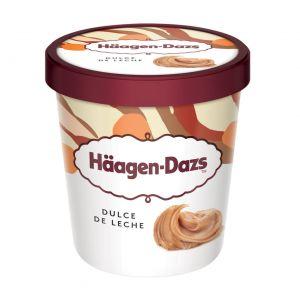 Helado de dulce de leche haagen dazs 500ml