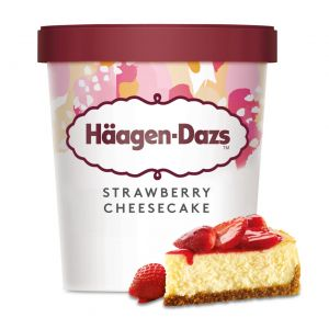 Helado cheesecake haagen dazs 500ml