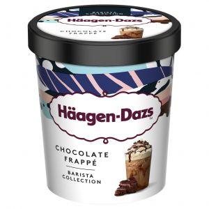 Helado chocolate frappe haagen dazs 500ml