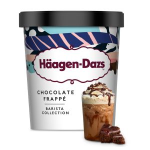 Helado chocolate frappe haagen dazs 500ml