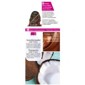Coloración casting crème gloss chocolate 515 l'oréal paris