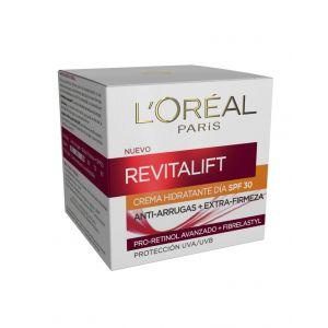 Crema revital antiarrugas loreal 50ml