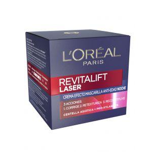 Crema antiedad revit noche loreal  50ml