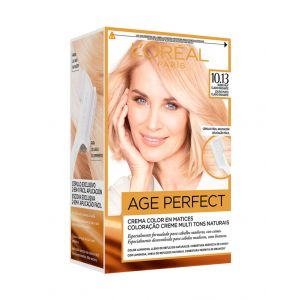 Coloración excellence age perfect 10.13 l'oréal paris