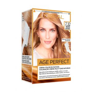 Coloración excellence age perfect 7.32 l'oréal paris