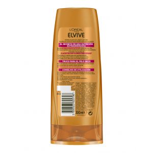 Acondicionador elvive aceite extraordinario l'oréal paris 300 ml