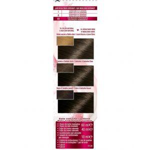 Coloración color sensation castaño oscuro 3.0 garnier