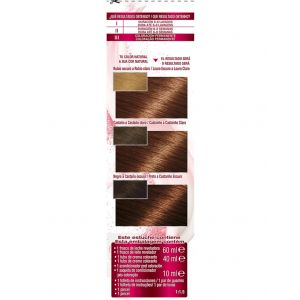Coloración color sensation rubio caramelo 6.35 garnier