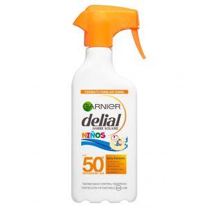 Protector solar delial spray kids fsp 50 300ml