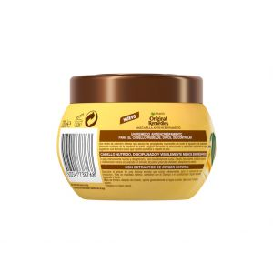 Mascarilla original remedies aguacate y karité garnier 300 ml