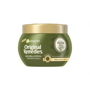 Mascarilla original remedies oliva mítica garnier 300 ml