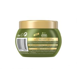 Mascarilla original remedies oliva mítica garnier 300 ml