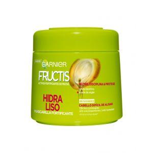 Mascarilla fructis hidra liso garnier 300 ml