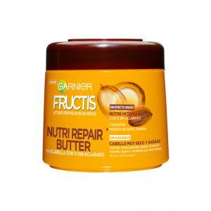 Mascarilla fructis nutri repair butter garnier 300 ml