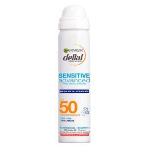 Protector solar facial fp 50 bruma protección alta delial 200 ml