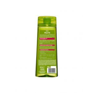 Champú fructis hidra liso de fructis garnier 360 ml