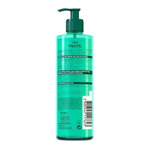 Crema de peinado sin aclarado fructis aloe hydra bomb garnier 400 ml