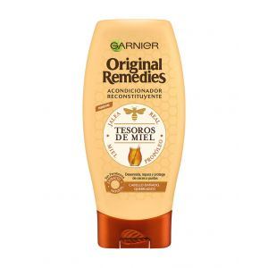 Crema suavizante tesoros miel original remedies 250ml
