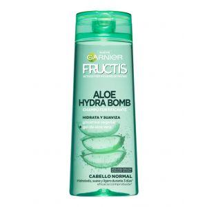 Champú fructis aloe hydra bomb garnier 360 ml