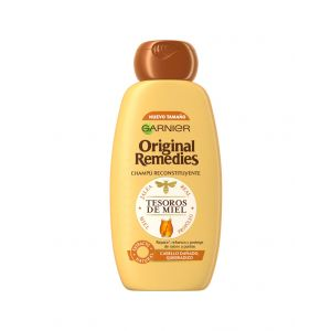 Champú original remedies tesoros de miel garnier 300 ml