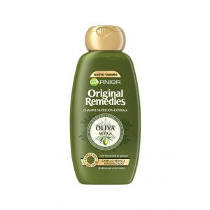Champú original remedies oliva mítica garnier 300 ml
