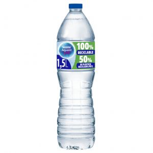Agua mineral  aquarel pet 1,5l