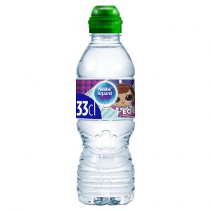 Agua mineral  aquarel tapon sport 33cl