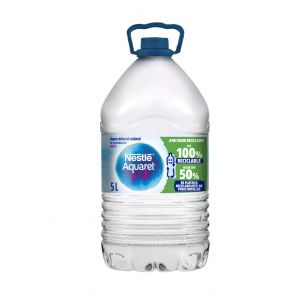 Agua mineral  aquarel pet 5l