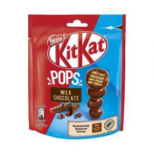 Chocolatina pop choc kit kat 140gr